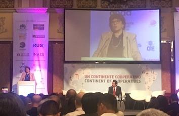 Celebrada en Buenos Aires la V Cumbre Cooperativa de las Américas